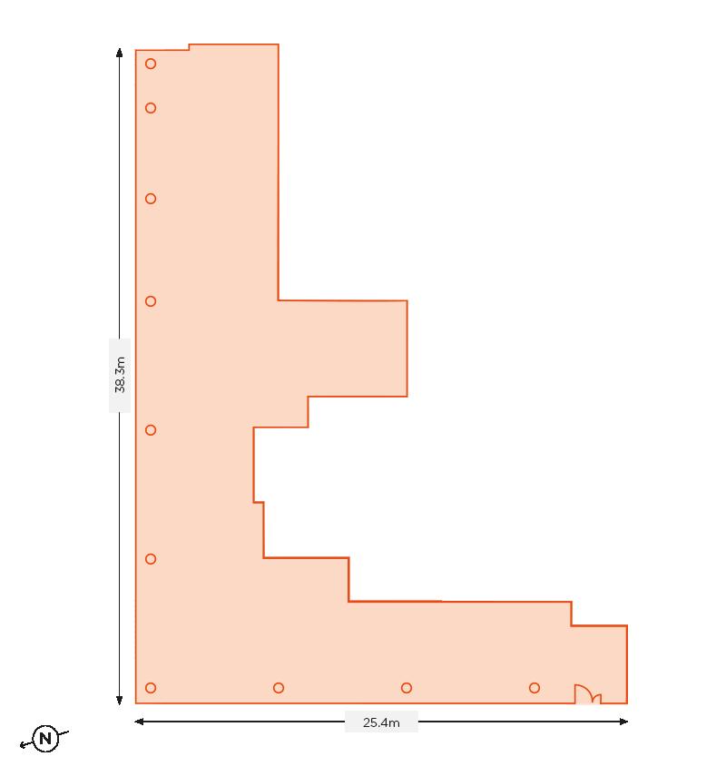 Retail unit for rent
